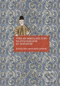 Interdrought2020.com Výklad Mikuláše Lyry na evangelium sv. Matouše Image