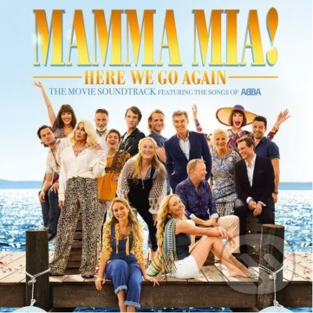 Mamma Mia Here We Go Again / Limited (Singalong Version Soundtrack) - Universal Music