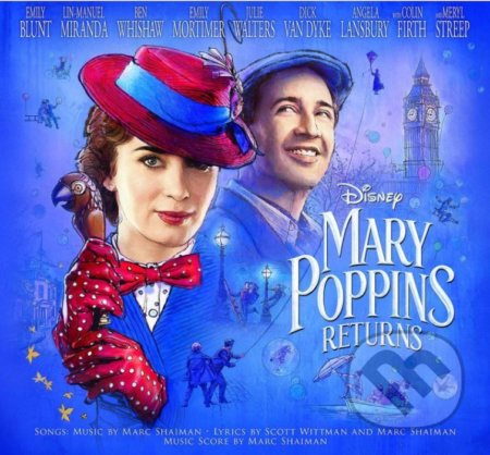 Mary Poppins Returns (Mary Poppins se vrací Soundtrack) -