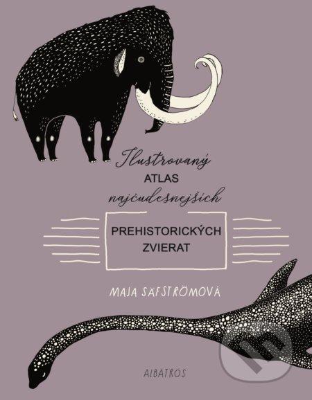 Interdrought2020.com Ilustrovaný atlas najčudesnejších prehistorických zvierat Image