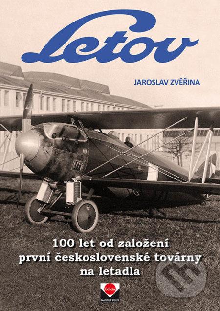 Letov - Jaroslav Zvěřina