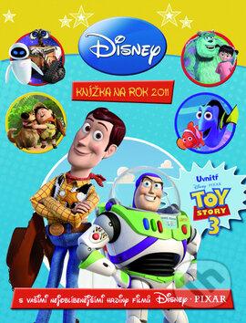 Fatimma.cz Toy Story 3: Knížka na rok 2011 Image