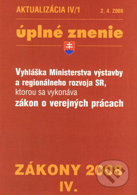 Venirsincontro.it Aktualizácia k zákonom IV/2008 - zošit 1 Image