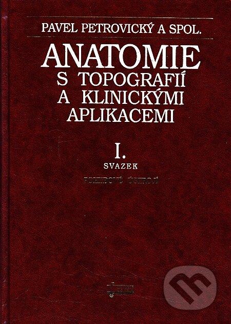 Fatimma.cz Anatomie s topografií a klinickými aplikacemi (I. svazek) Image