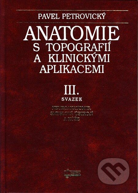Fatimma.cz Anatomie s topografií a klinickými aplikacemi (III. svazek) Image