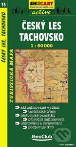 Valborberatrail.it Český Les, Tachovsko 1:50 000 Image