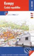 Interdrought2020.com Kempy - Česká republika 1:500 000 Image