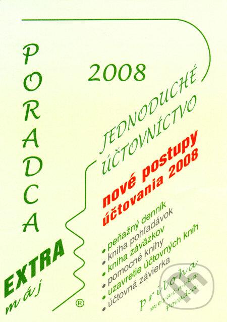 Bthestar.it Poradca extra - máj 2008 - jednoduché účtovníctvo Image