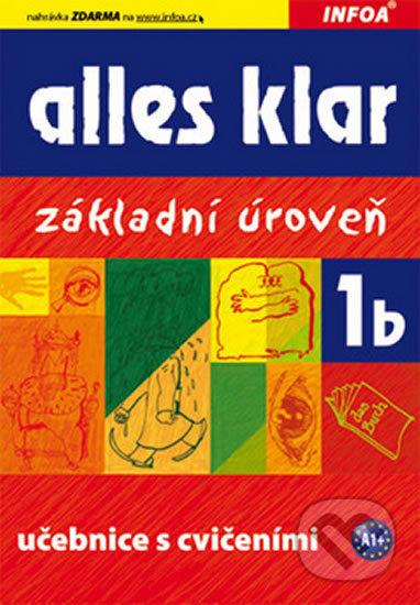 Alles klar 1b - učebnice+cvičebnice - Krystyna Luniewska a kolektiv