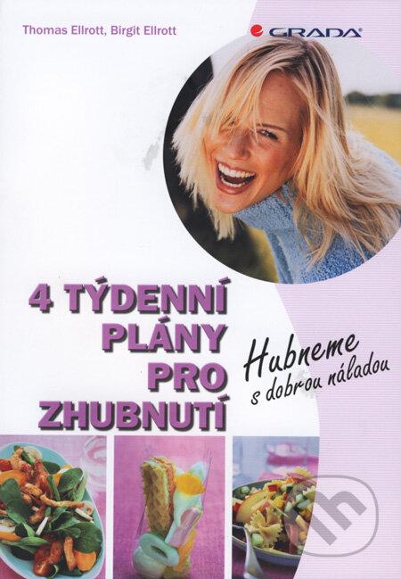 Fatimma.cz 4 týdenní plány pro zhubnutí Image