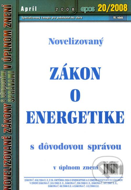 Fatimma.cz Novelizovaný Zákon o energetike Image