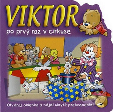 Fatimma.cz Viktor po prvý raz v cirkuse Image