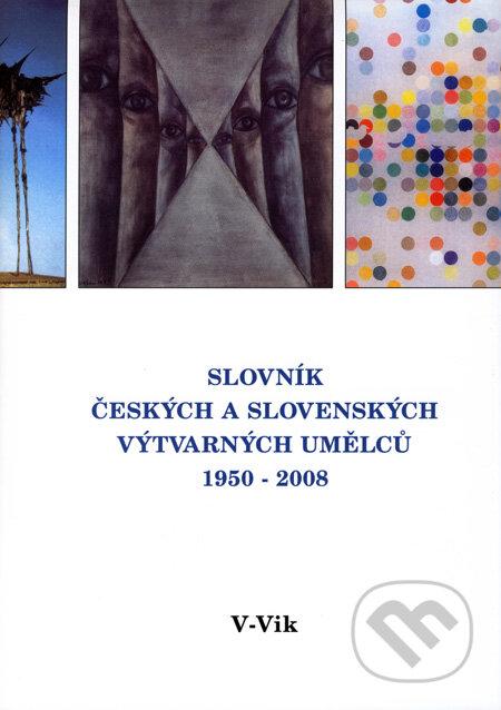 Interdrought2020.com Slovník českých a slovenských výtvarných umělců 1950 - 2008 (V - Vik) Image