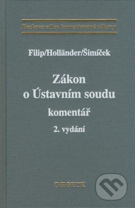 Fatimma.cz Zákon o Ústavním soudu Image