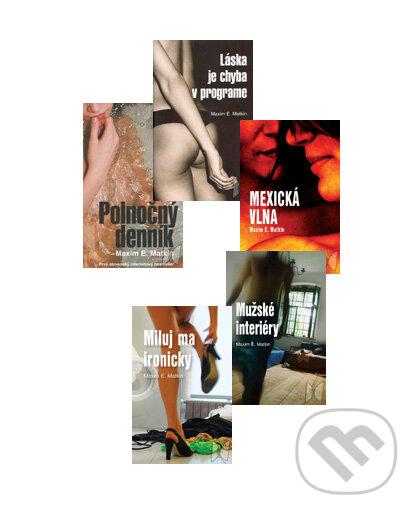 Venirsincontro.it Maxim E. Matkin - kolekcia piatich bestsellerov Image