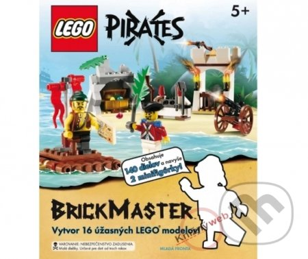 Lego Brickmaster - Pirates -