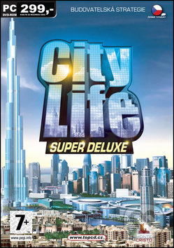 City Life Super DeLuxe - Game shop