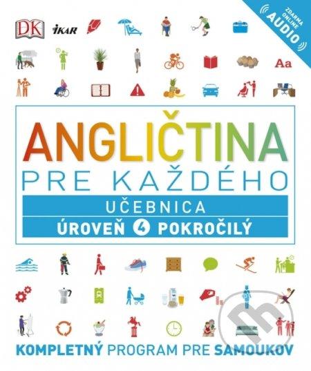 Removu.cz Angličtina pre každého: Učebnica - Úroveň 4 - Pokročilý Image