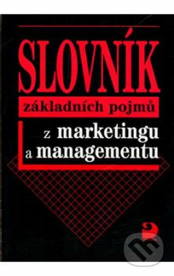 Newdawn.it Slovník základních pojmů z marketingu a managementu Image