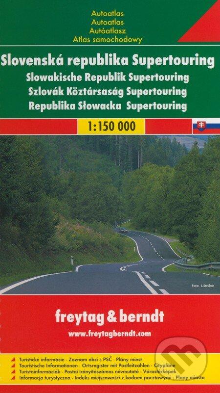 Interdrought2020.com Slovenská republika Supertouring 1:150 000 Image