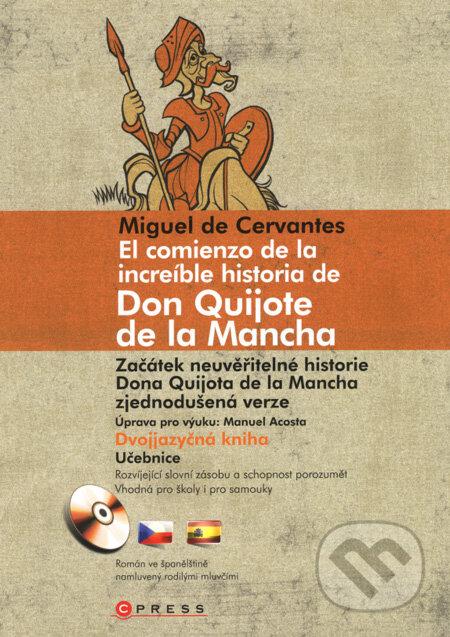 Fatimma.cz El comienzo de la increíble historia de Don Quijote de la Mancha/Začátek neuvěřitelné historie Dona Quijota de la Mancha Image