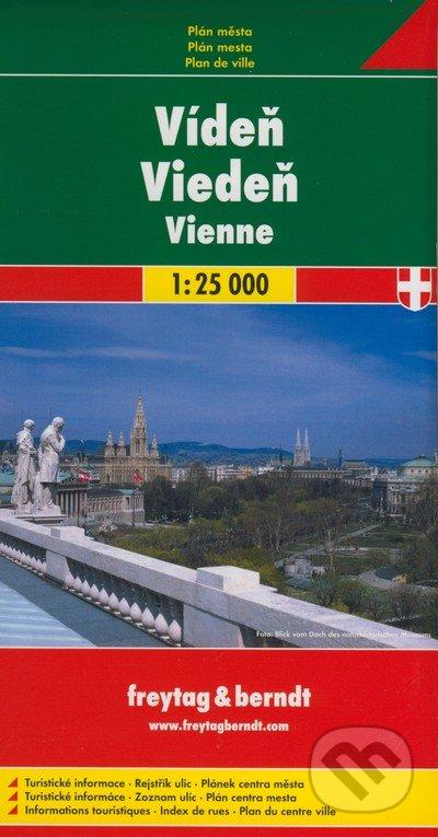 Fatimma.cz Vídeň 1:25 000 Image
