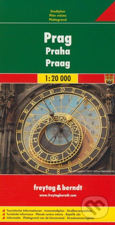 Fatimma.cz Praha 1:20 000 Image