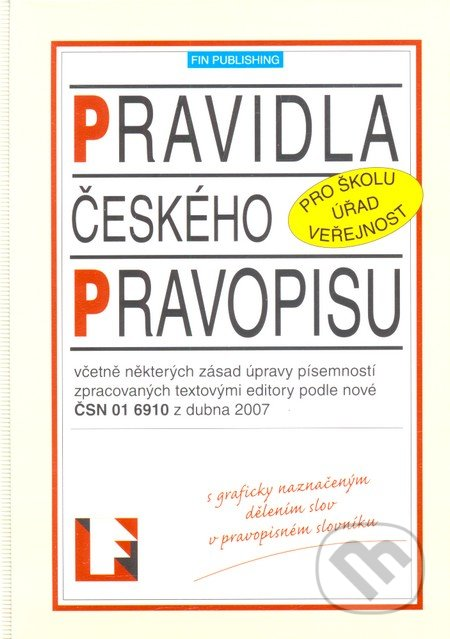 Removu.cz Pravidla českého pravopisu Image
