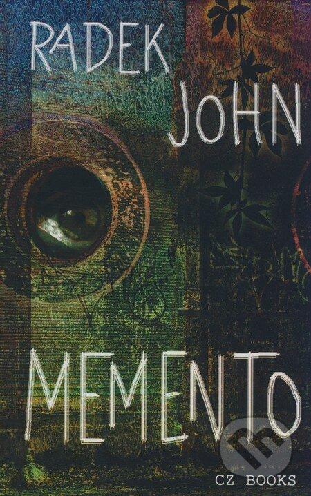 Kniha Memento (Radek John)
