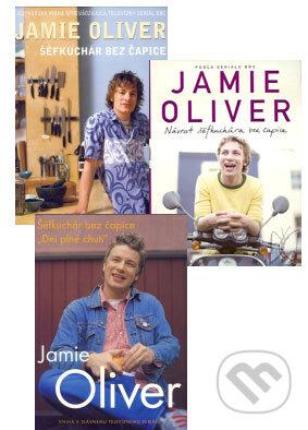 Peticenemocnicesusice.cz Jamie Oliver - komplet 3 kníh Image