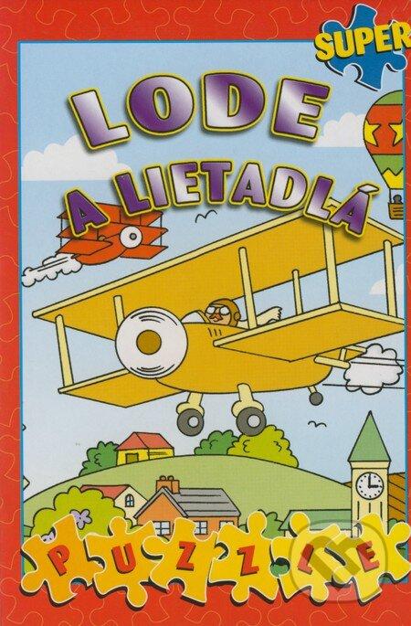 Fatimma.cz Lode a lietadlá (puzzle) Image