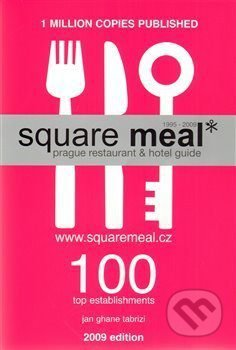 Square Meal 2009 - Prague restaurant & hotel guide -