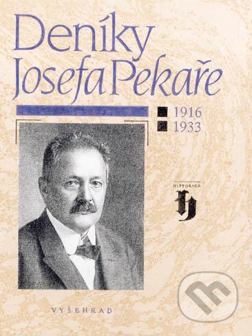 Fatimma.cz Deníky Josefa Pekaře Image