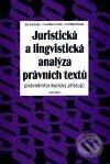 Interdrought2020.com Juristická a lingvistická analýza právních textů Image