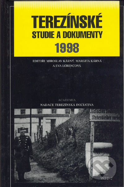 Fatimma.cz Terezínské studie a dokumenty 1998 Image