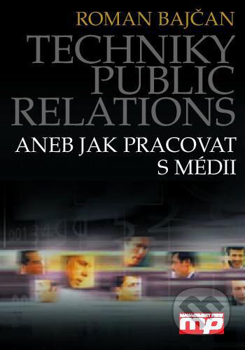 Fatimma.cz Techniky public relations aneb jak pracovat s médii Image
