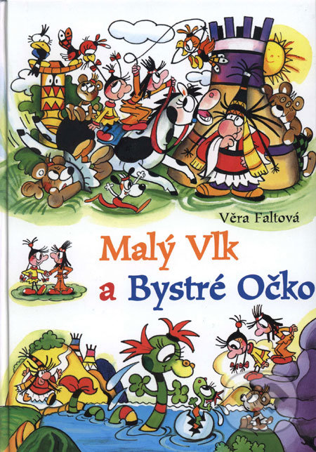 Fatimma.cz Malý Vlk a Bystré Očko Image