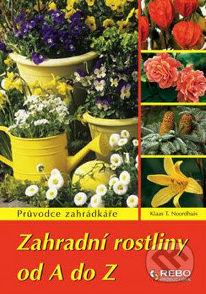 Fatimma.cz Zahradní rostliny od A do Z Image