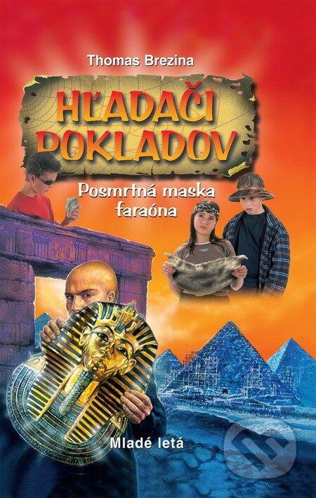 Newdawn.it Hľadači pokladov - Posmrtná maska faraóna Image