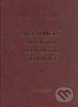 Peticenemocnicesusice.cz Heraldický register Slovenskej republiky I Image