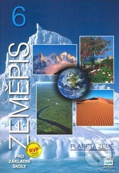Zeměpis 6 pro základní školy - Planeta země - Jaromír Demek