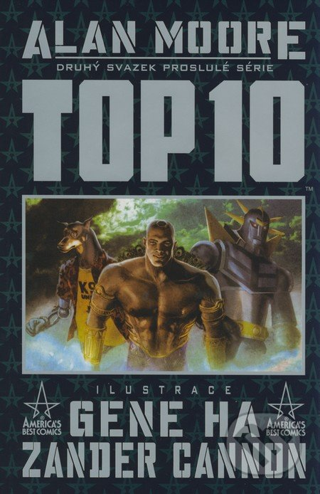 Interdrought2020.com TOP 10 (Kniha druhá) Image