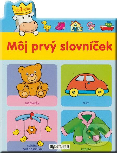 Interdrought2020.com Môj prvý slovníček - žltý Image