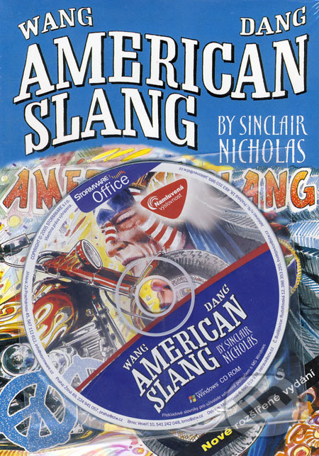 Venirsincontro.it Wang Dang American Slang/Wang Dang americký slang + CD Image