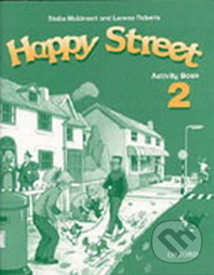 Happy Street 2 Activity Book -