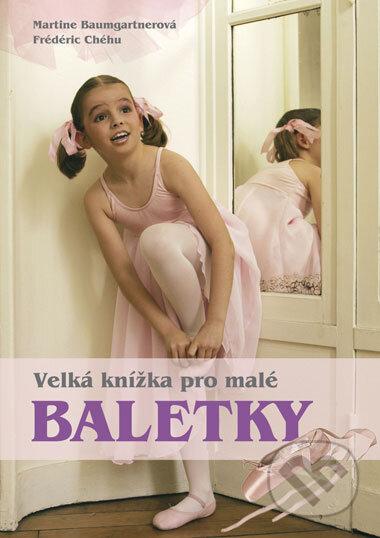 Peticenemocnicesusice.cz Velká kniha pro malé baletky Image