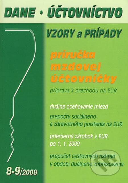 Fatimma.cz Dane, účtovníctvo 8 - 9/2008 Image
