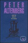 Noční život ve Vídni - Peter Altenberg
