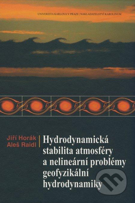 Interdrought2020.com Hydrodynamická stabilita atmosféry a nelineární problémy geofyzikální hydrodynamiky Image