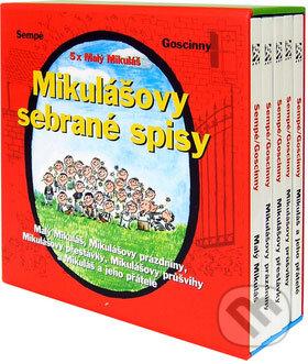 Fatimma.cz Mikulášovy sebrané spisy (komplet) Image